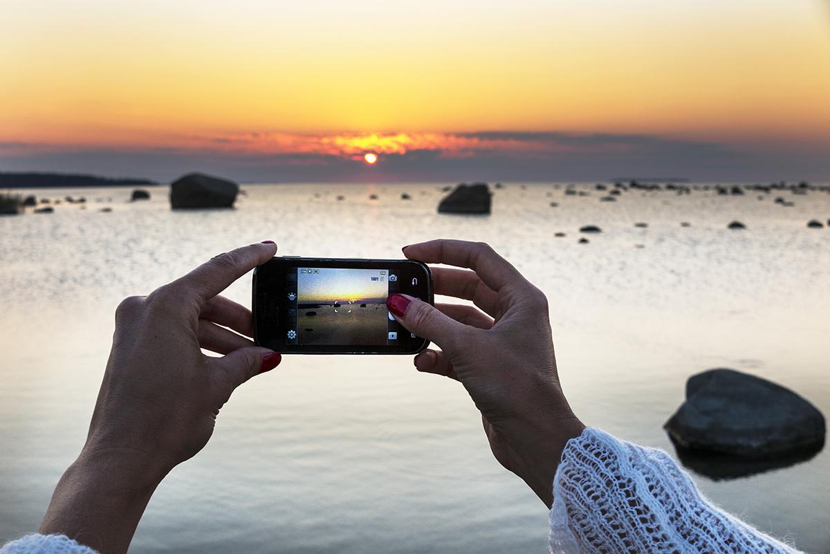 Nutitelefoni või tahvelarvuti ostul saad alati lisaks tasuta fotokursuse ja puhastuslapi