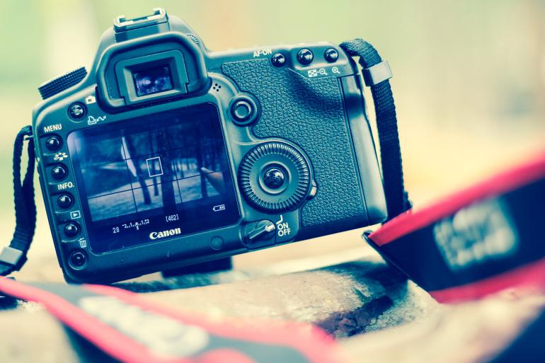 Valitud Canon fototehnika ostjatele kingituseks Photopointi veebikaubamaja kinkekaart