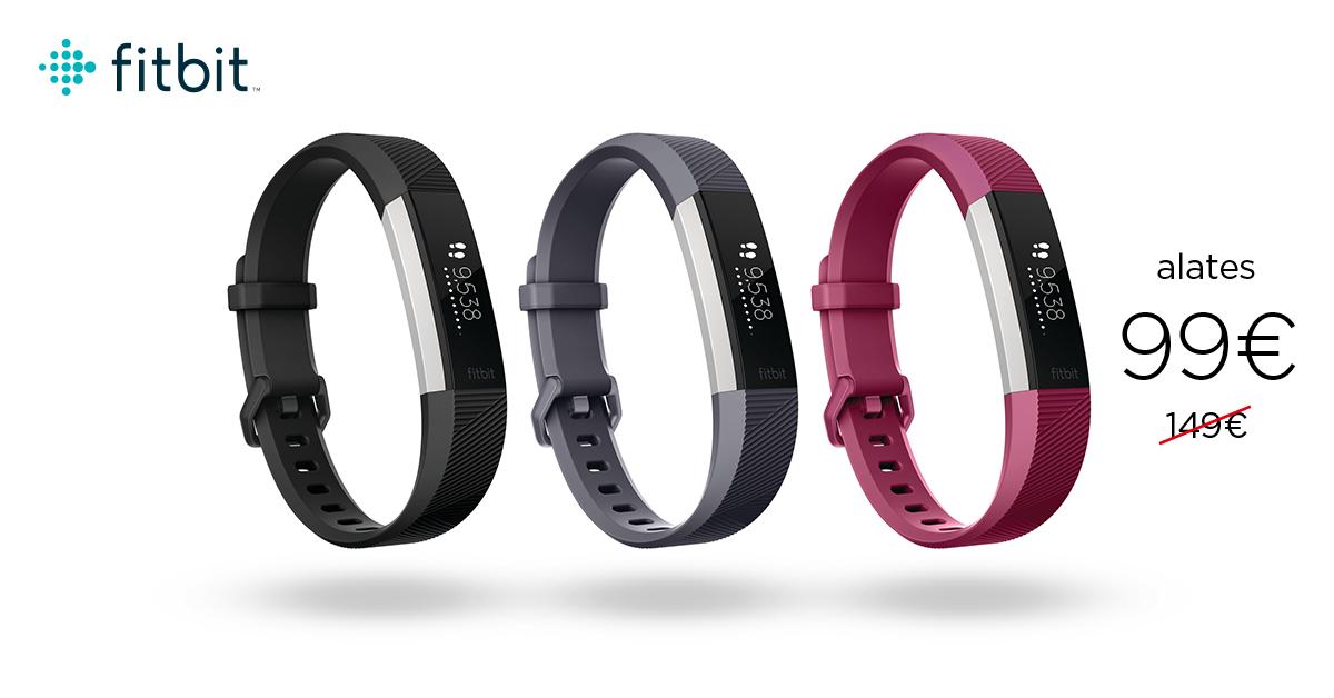 Fitbit Alta HR aktiivsusmonitor soodushinnaga alates 99€
